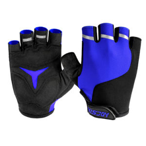 fingerless cycling gloves