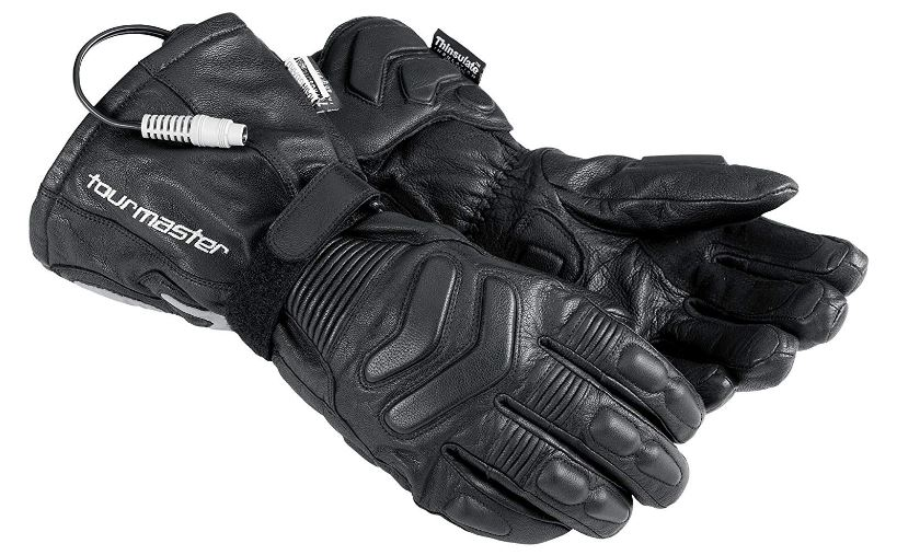 heated motorbike gloves